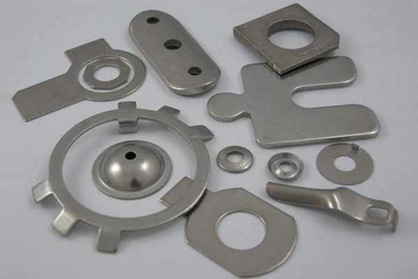 Stainless steel stamp parts