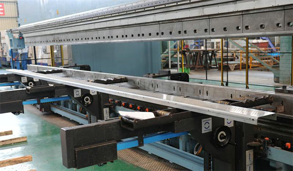Stainless steel Bending machine