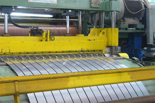 Huaxiao-stainelss steel coil cutting for strip