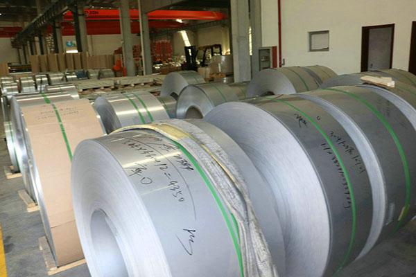 316TI cold rolled stainless steel coil