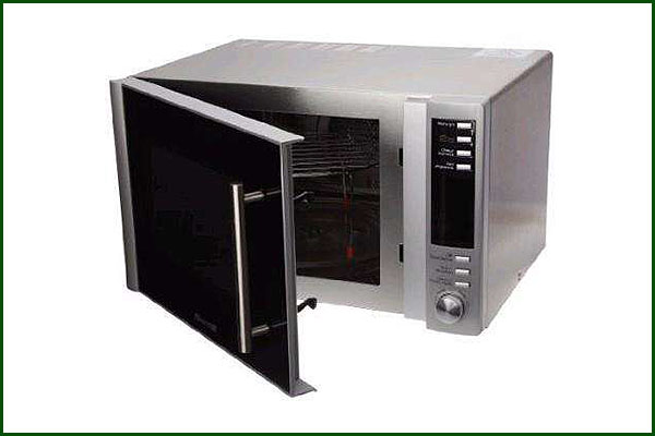 Microwave oven shell